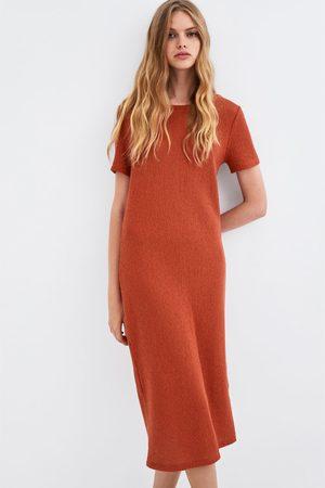 1182ef77e19 Vestidos De Punto de mujer Zara barata online ¡Compara 155 productos ...