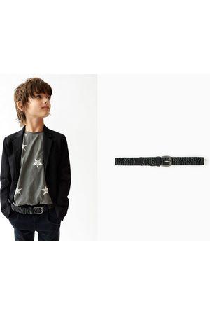 Zara Niño Cinturones - Cinturón elástico trenzado