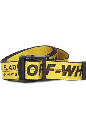 OFF-WHITE Cinturón industrial
