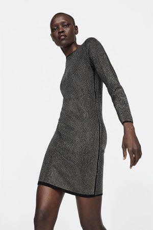 08e8984951d De Zara Mujer Punto Vestidos Productos Baratas ¡compara 155 Y CxthrsQd