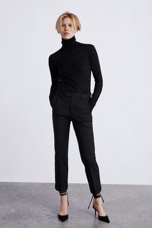 0b64d3b913f1a De Mujer Zara 606 Y Online ¡compara Productos Leggings Pantalones tEw61q