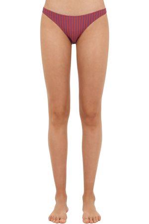 Solid | Mujer Braguitas De Bikini De Seersucker Xs