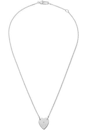 Gucci Collar con colgante de corazón