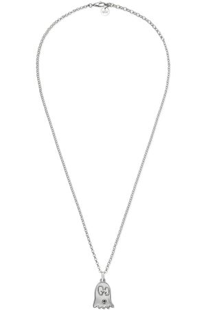 Gucci Mujer Collares - Collar de Plata Ghost