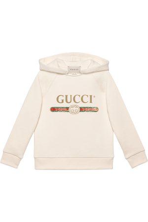 Gucci Sudadera Infantil con Logo