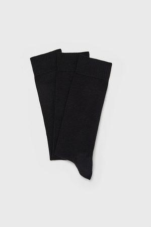 Zara Pack calcetín liso