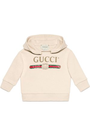 Gucci Bebé Sudaderas - Sudadera de Bebé con Logo