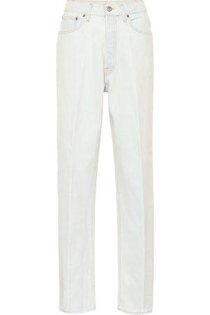Golden Goose Jeans Shannen rectos de tiro alto