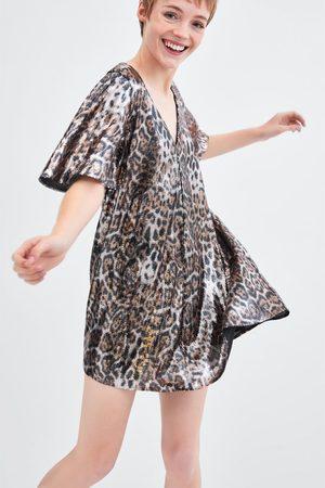 fecha de lanzamiento: muy baratas 100% originales 26 ¡compara Zara Lentejuelas Vestidos De Compra Y Productos ...