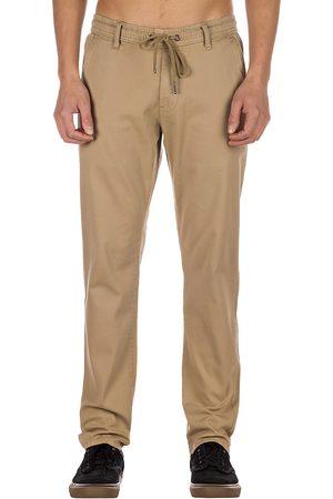 Reell Reflex Easy Straight Pants marrón