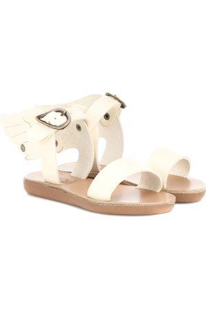 Ancient Greek Sandals Kids Sandalias Little Ikaria Soft de piel