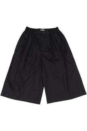 Once Niña Pantalones y Leggings - Wide Leg Cotton Poplin Pants