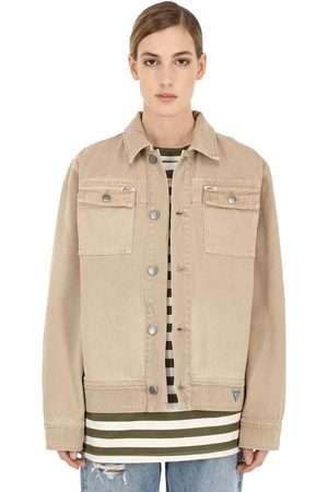 INFINITE ARCHIVES X GUESS JEANS U.S.A. Ia Ls Cotton Worker Jacket