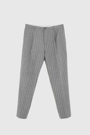 6029de257a7d9 Baratas  Pantalones De Traje de hombre Zara en Rebajas . ¡Compara 24 ...