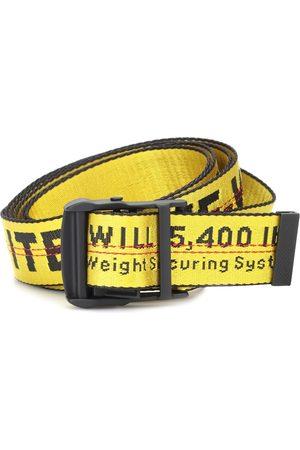 OFF-WHITE Mujer Cinturones - Cinturón industrial