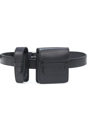 GABRIELA HEARST Cinturón utilitario de piel