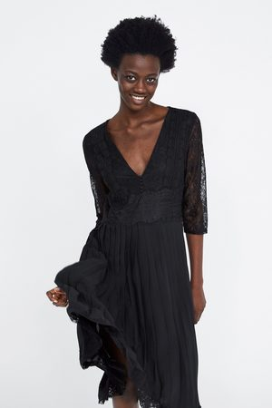 nuevo lanzamiento materiales superiores excepcional gama de estilos Ropa de mujer Zara vestido combinado ¡Compara 117 productos ...