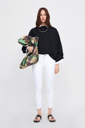 Zara Jeans z1975 skinny bajo asimétrico