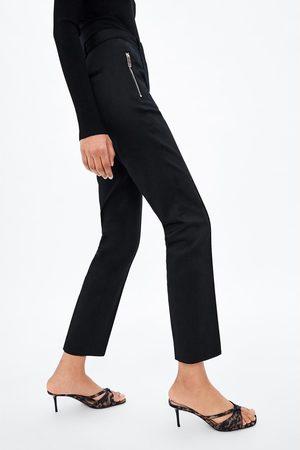 710 Online Y Zara Mujer Leggings De Productos Pantalones ¡compara d4wq0XXS