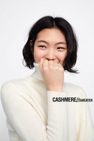 Zara Jersey cashmere cuello alto