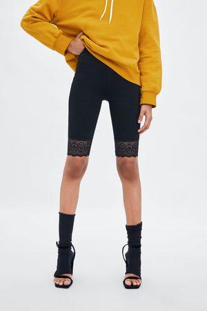 Pantalones Cortos De Mujer Zara Barata Online Fashiola Es