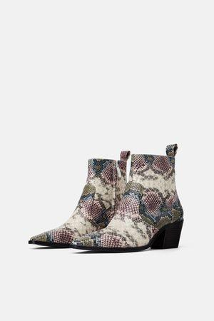 gran selección de 36d9e 1f3d1 Botas de mujer Zara outlet online ¡Compara 218 productos y ...