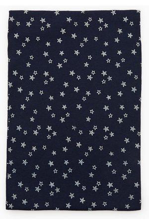 Zara Cuello algodón estrellas