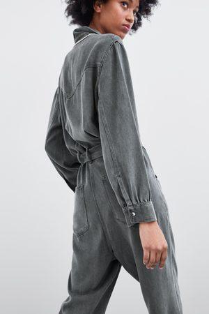Zara Mono largo cinturon