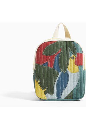 Zara Mini mochila tucán