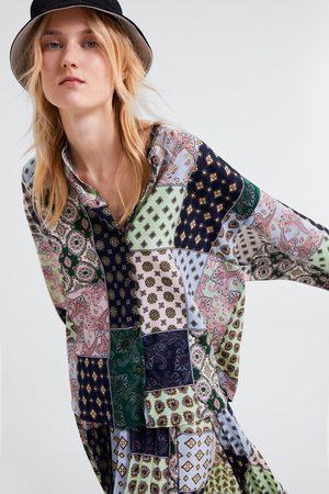 Ropa de mujer Zara patchwork ¡Compara 18 productos y compra ahora al ... b91e1acadc13
