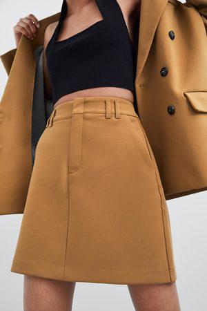 Zara Falda mini
