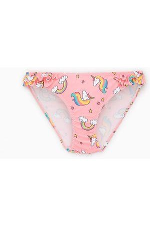 Zara Braguita baño unicornios