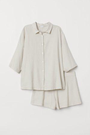 H&M Pijama de dos piezas