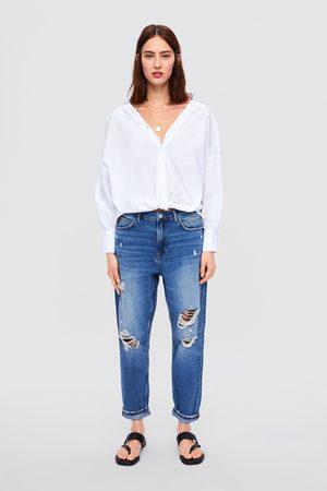 Zara Jeans 1975 rotos