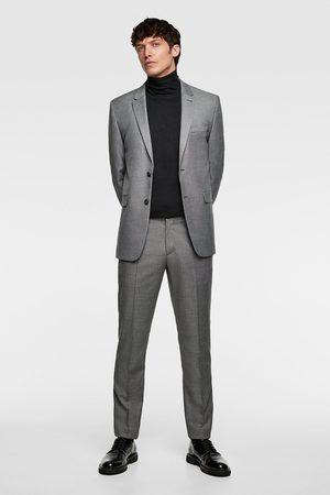 Zara Hombre Pantalones de traje - Pantalón traje cinzato comfort