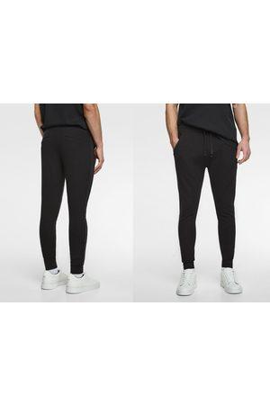 Pantalón Estructura Zara Hombre Jogger Joggers 7qTCq