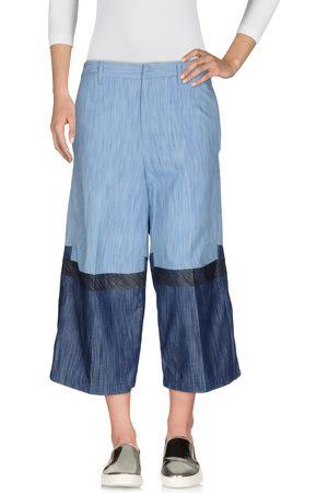 Dsquared2 Mujer Pantalones capri y midi - Pantalones capri vaqueros