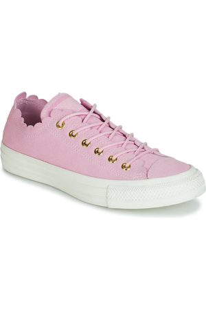 Converse Zapatillas CHUCK TAYLOR ALL STAR FRILLY THRILLS SUEDE OX para mujer