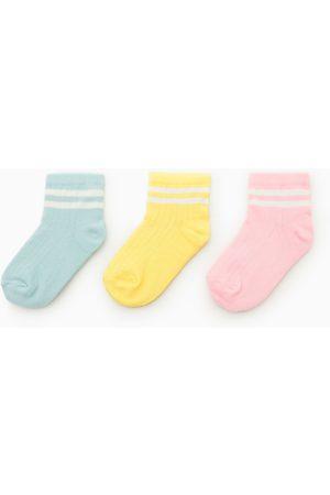 Zara Pack tres calcetines deportivos