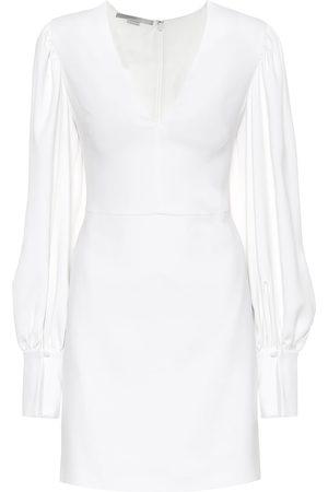 Stella McCartney Vestido corto de crepé