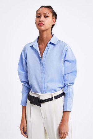 Zara Camisa casual fit