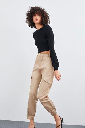 Se Puoi Ti Auguro Il Meglio Dentale Pantalones Cargo Mujer Zara Cactusflowercommunications Com