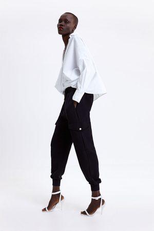 عربة التسوق السبب تقدم Pantalon Jogger Zara Mujer Findlocal Drivewayrepair Com