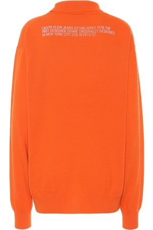 Calvin Klein Jersey de lana y cachemir