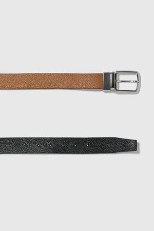 Zara Cinturón piel reversible