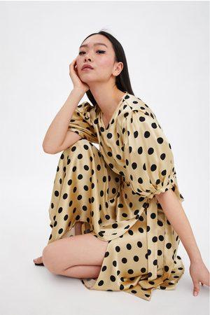 Mujer Productos Color Vestidos Y Beige 83 Cruzado ¡compara Compra De 3LAj5R4q