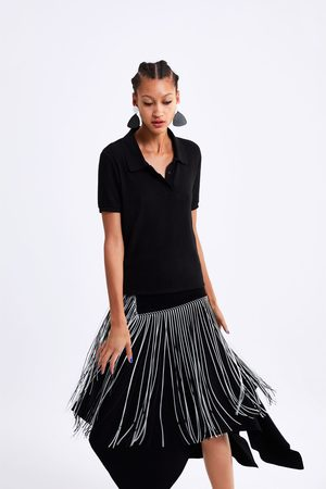 Zara Polo tacto suave