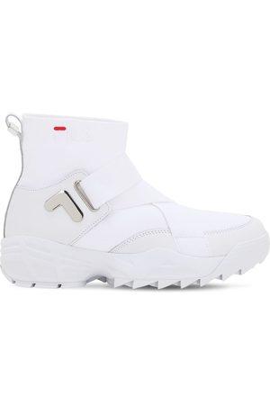 "Fila | Mujer Sneakers ""mfw01 Wmn"" De Nylon Con Logo 8.5"