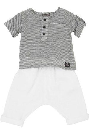 YELLOWSUB Camiseta Y Pantalones De Algodón