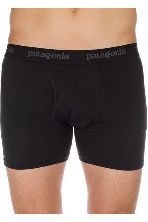 Patagonia Essential Brief 3'' Boxershorts negro